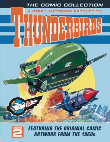 Thunderbirds Comic Collection Book 2
