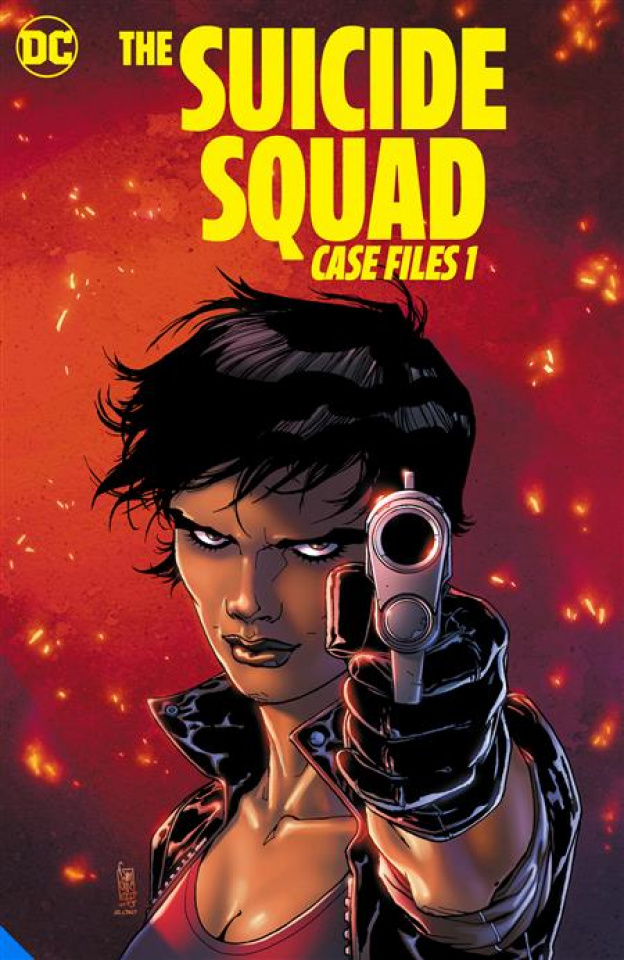The Suicide Squad Case Files 1