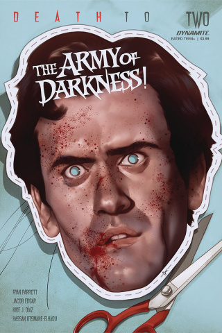 Death to the Army of Darkness #2 (Oliver Cover)