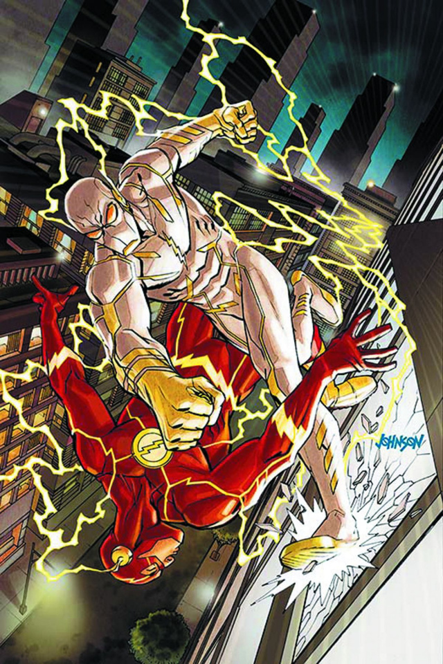 The Flash #6 (Variant Cover)