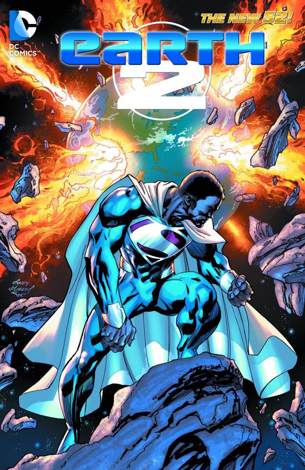 Earth 2 Vol. 5: The Kryptonian