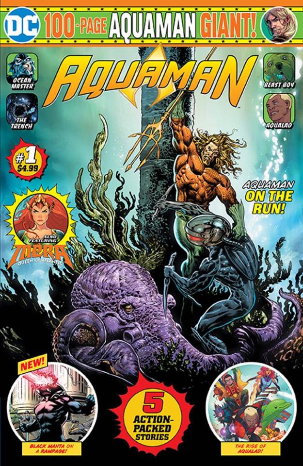 Aquaman Giant #1