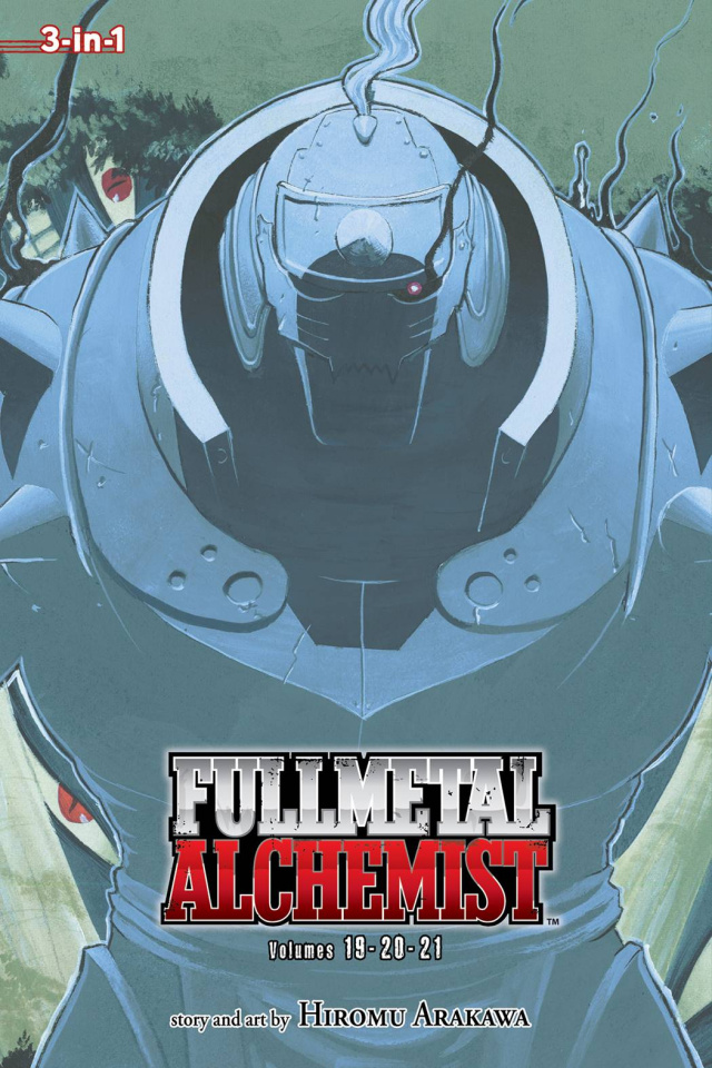 Fullmetal Alchemist Vol. 7 (3-in-1 Edition)