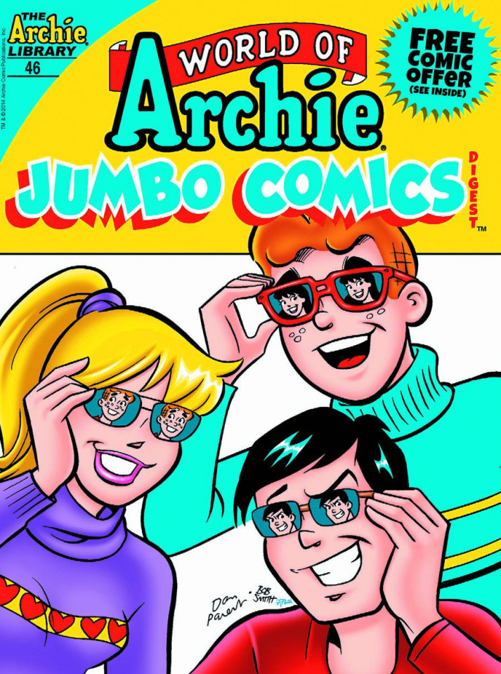 World of Archie Jumbo Comics Digest #46