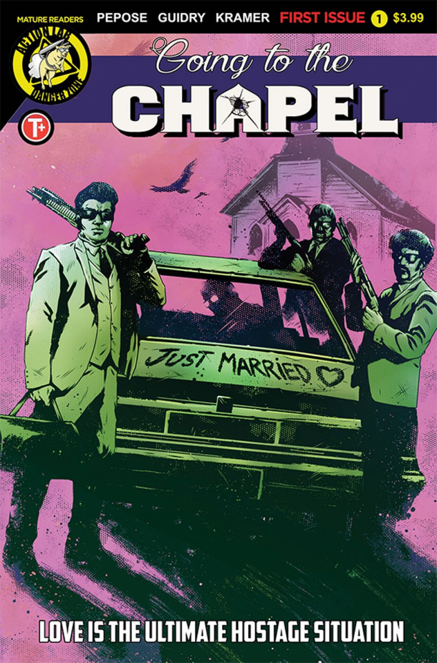 Going to the Chapel #1 (House Cover)