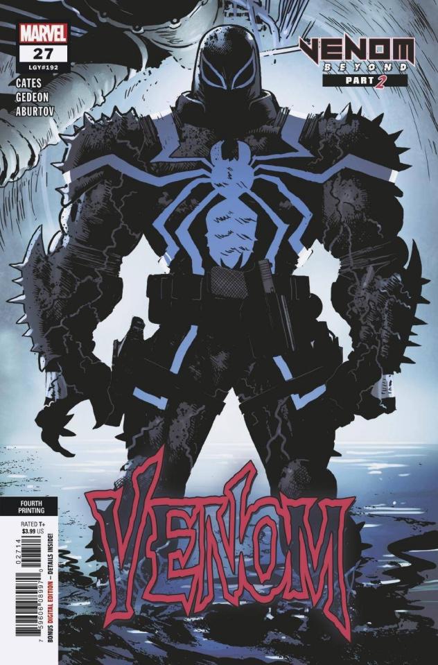 Venom #27 (4th Printing)