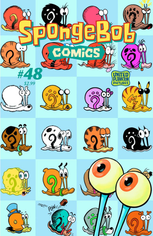 Spongebob Comics #48