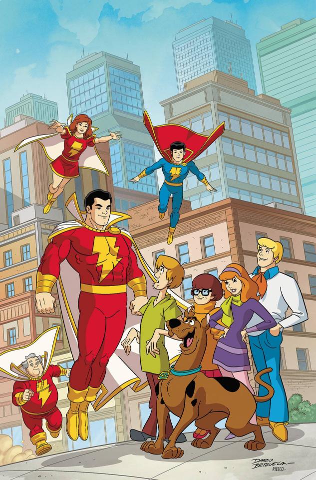 Scooby Doo Team-Up #16