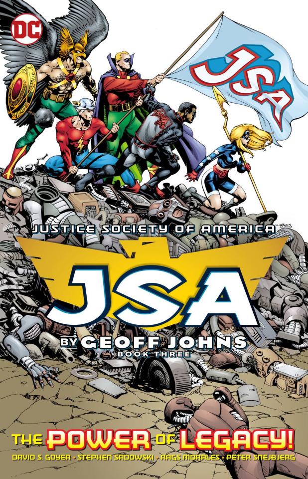JSA by Geoff Johns Book 3
