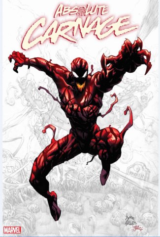 Absolute Carnage #1 (Stegman 5th Printing)