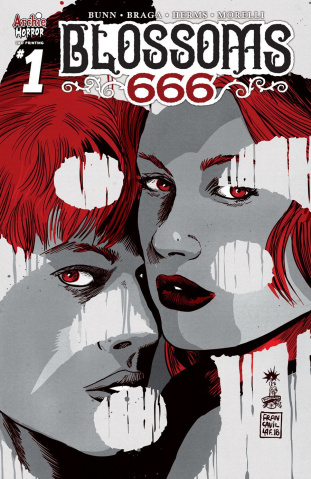 Blossoms 666 #1 (2nd Printing)