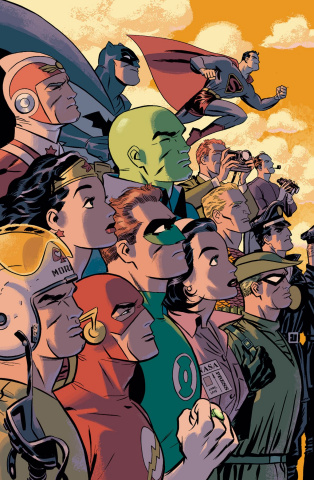 DC: The New Frontier (Black Label Edition)