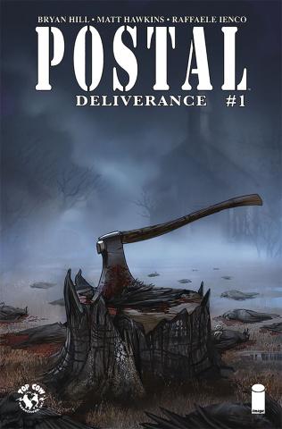 Postal: Deliverance #1 (Sejic Cover)