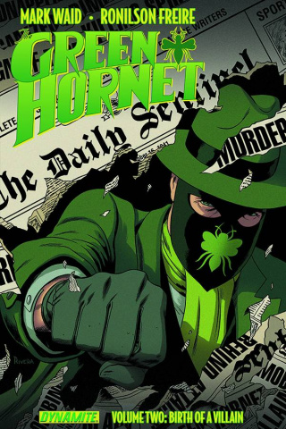 The Green Hornet Vol. 2