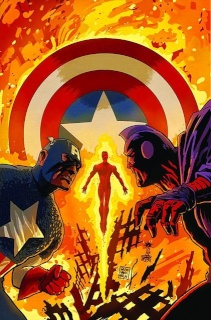 Captain America & Bucky #628