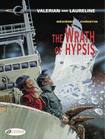 Valerian Vol. 12: The Wrath of Hypsis