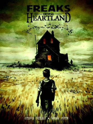 Freaks of the Heartland Scriptbook