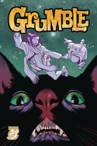 Grumble #3 (Mike Norton Cover)