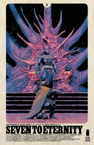 Seven to Eternity #2 (2nd Printing)