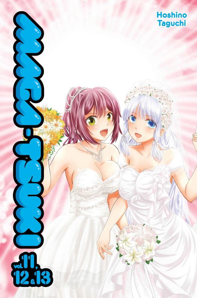 Maga-Tsuki Vols. 11-13