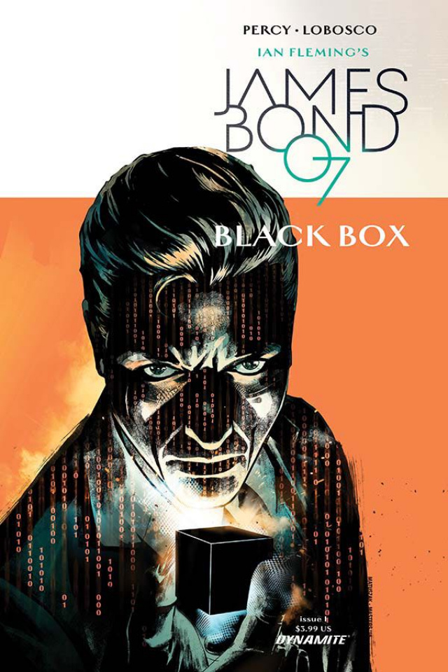James Bond: Black Box #1 (Masters Cover)