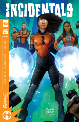 Catalyst Prime: Incidentals #10