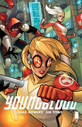 Youngblood #9 (Towe Cover)