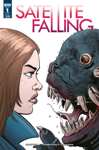 Satellite Falling #1 (Subscription Cover)