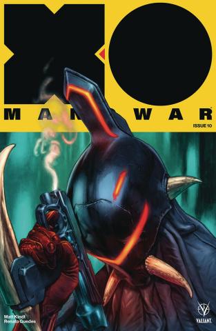 X-O Manowar #10 (Larosa Cover)