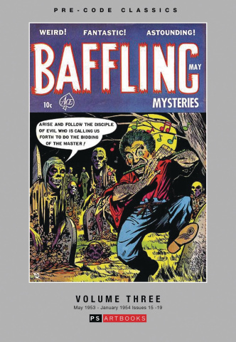 Baffling Mysteries Vol. 3