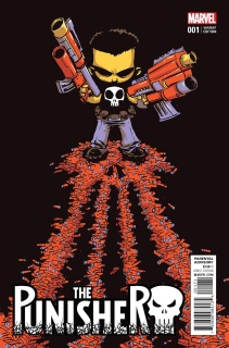 The Punisher #1 (Young Cover)