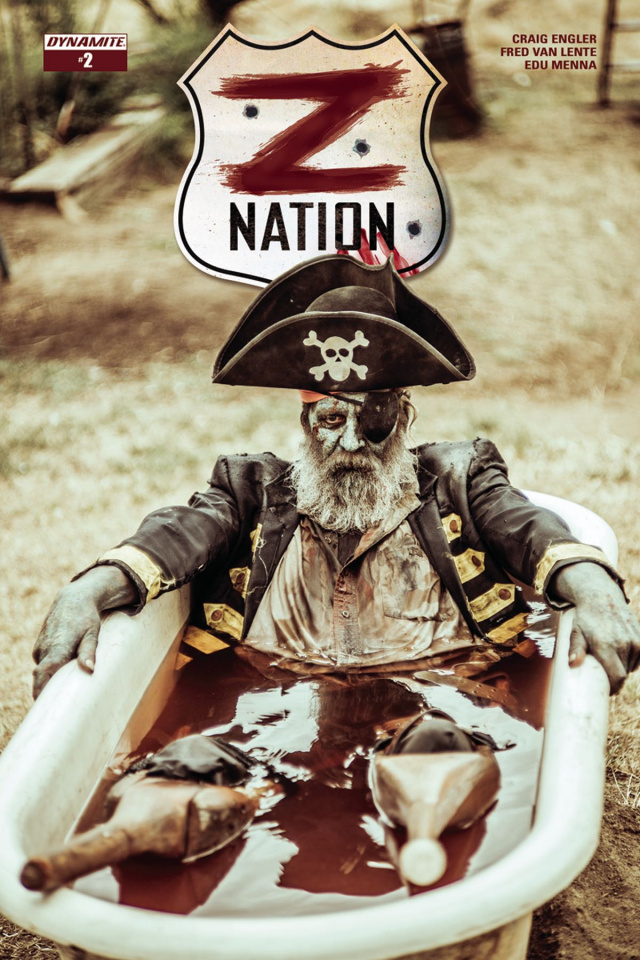 Z Nation #2 (Photo Cover)