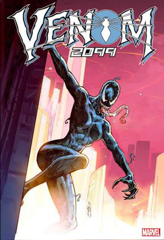 Venom 2099 #1 (Ron Lim Cover)