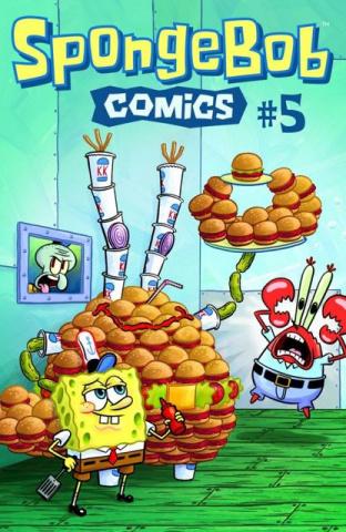 Spongebob Comics #5