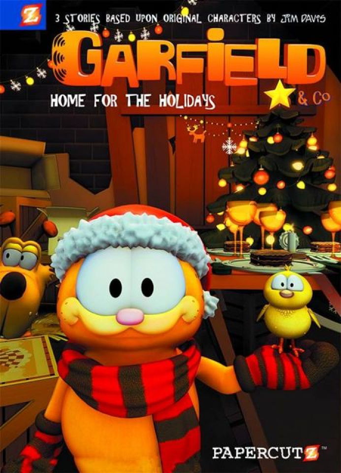 Garfield & Co. Vol. 7: Home For the Holidays
