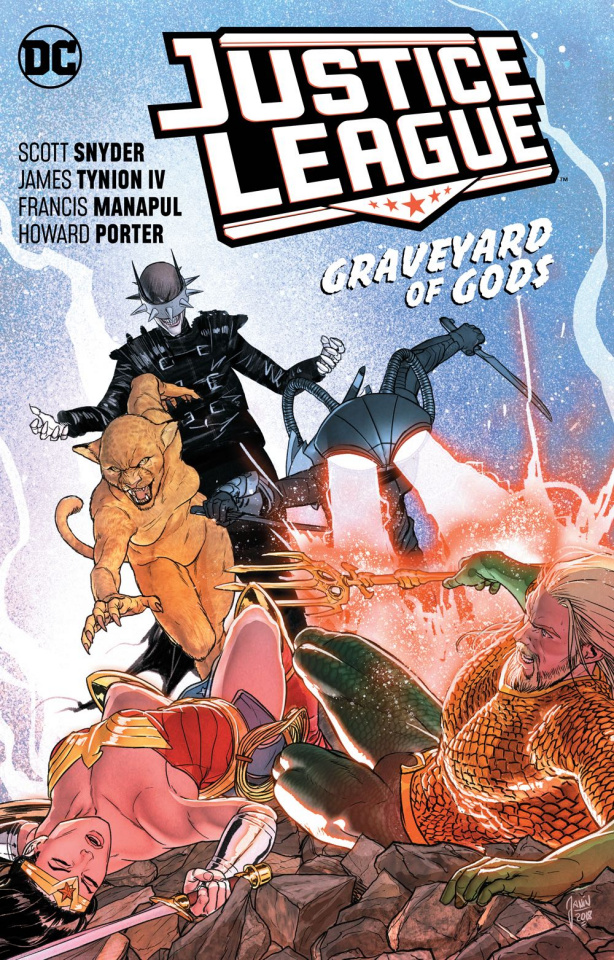 Justice League Vol. 2: Graveyard of the Gods