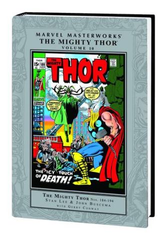 The Mighty Thor Vol. 10 (Marvel Masterworks)