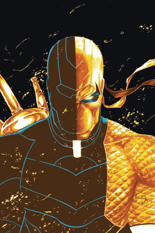 Deathstroke #11 (Variant Cover)