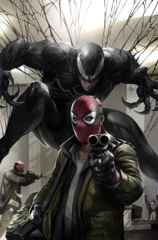Venom #155 (Mattina Cover)