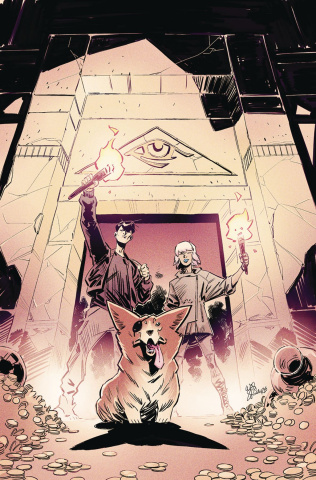 Beyonders #1 (St. Claire Cover)