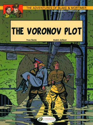 The Adventures of Blake & Mortimer Vol. 8: The Voronov Plot