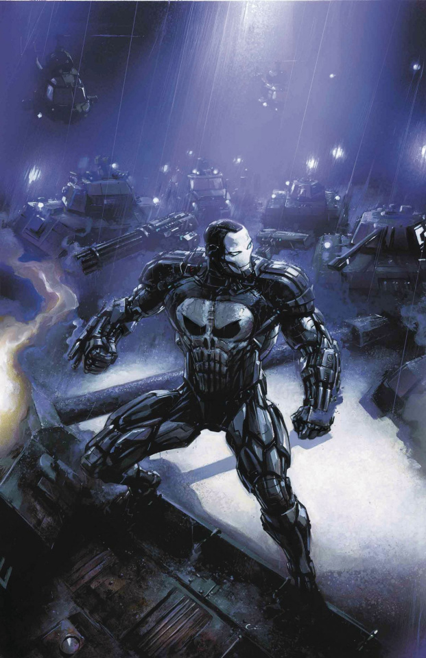The Punisher #219