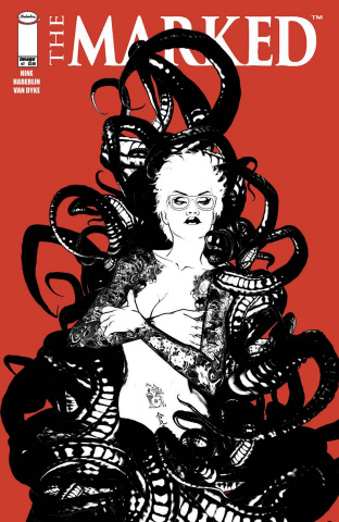 The Marked #7 (Haberlin & Van Dyke Cover)