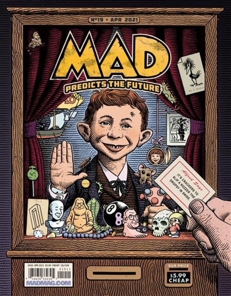 MAD Magazine #19