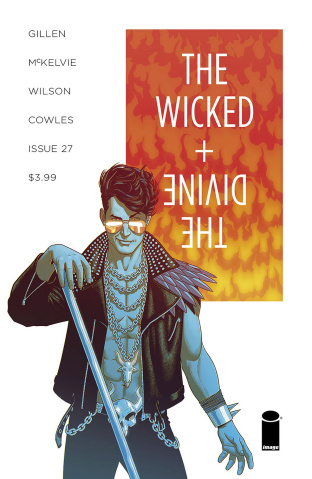 The Wicked + The Divine #27 (McKelvie & Wilson Cover)