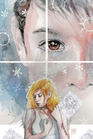 Fight Club 3 #1 (Mack Cover)