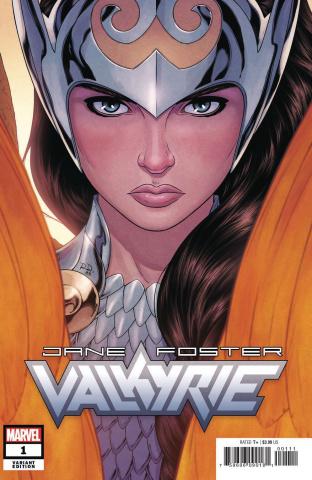 Jane Foster: Valkyrie #1 (Dauterman Cover)