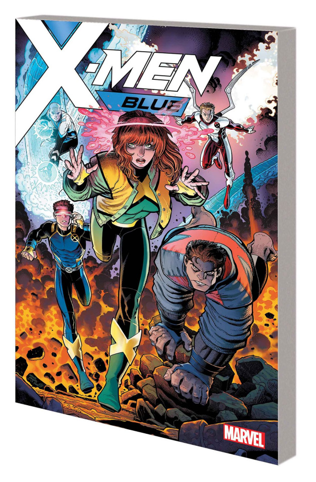 X-Men: Blue Vol. 1: Strangest