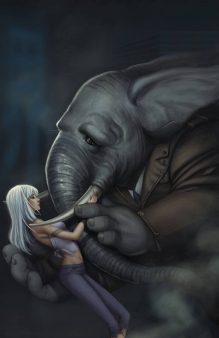 Elephantmen #45