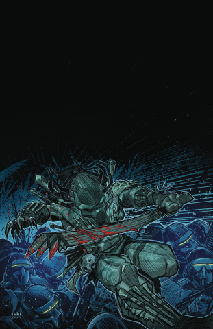 Predator: Hunters #3 (Velasco Cover)